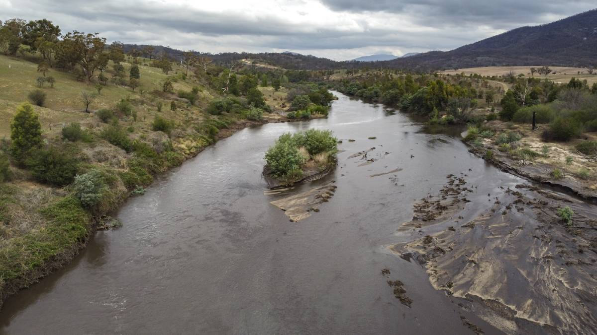Water market generates $117m for southern Murray Darling Basin users