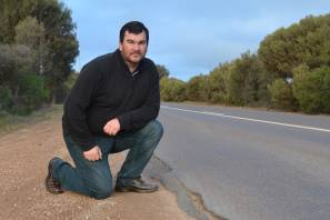 ROADS: Eyre Peninsula Local Government Association president Sam Telfer has welcomed the extension of supplementary road funding.