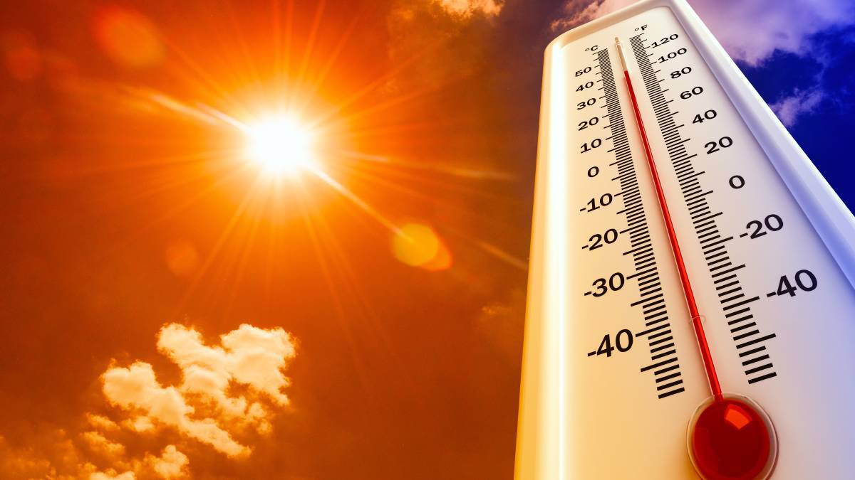 Temperatures to rise across South Australia