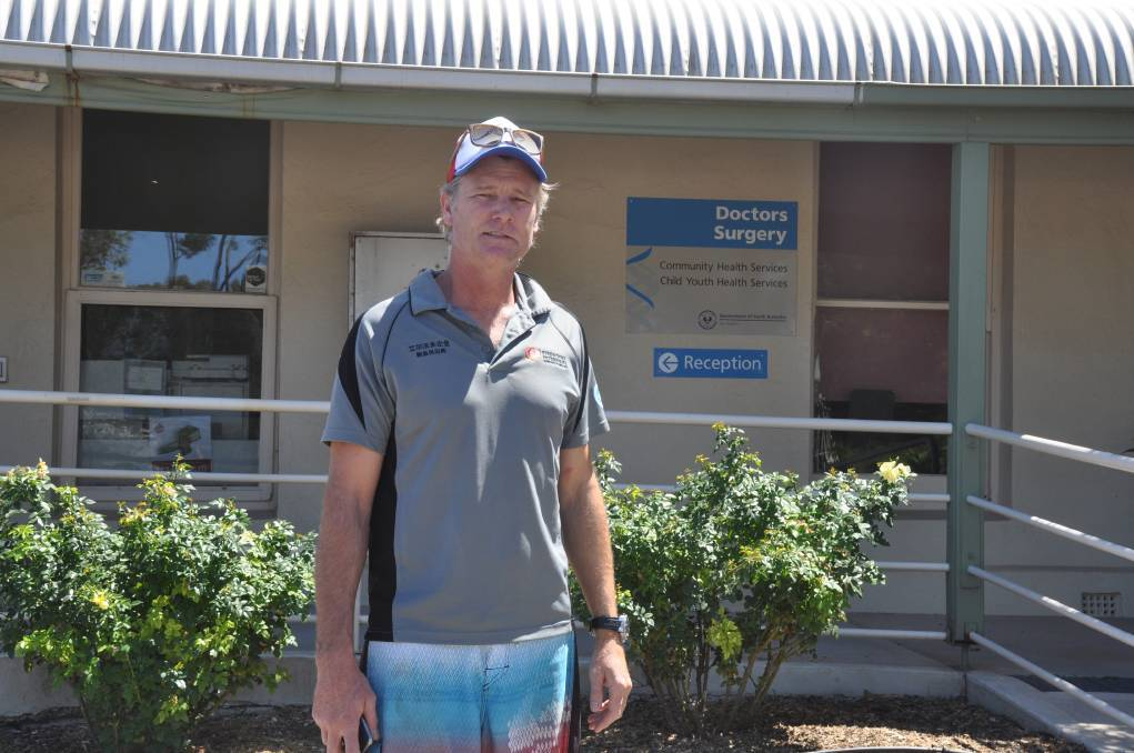 DOCTOR: Streaky Bay Medical Clinic board chairperson Jonas Woolford says continuity of care has been important for the community in recent months. Photo: Luca Cetta