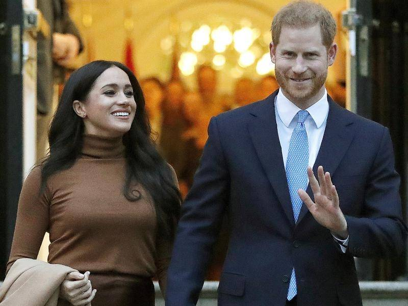 Harry and Meghan moved to Los Angeles last year after giving up their official royal roles.