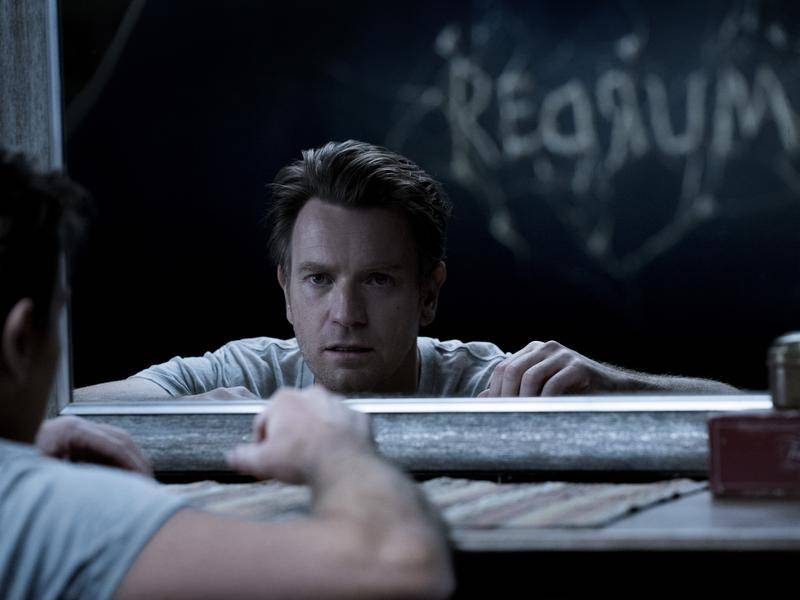 Ewan McGregor plays Danny Torrance in Doctor Sleep, the sequel to horror movie The Shining.