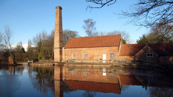 Familiar scenes: Sarehole Mill where JRR Tolkien played as a child. Photo: Birmingham Museums