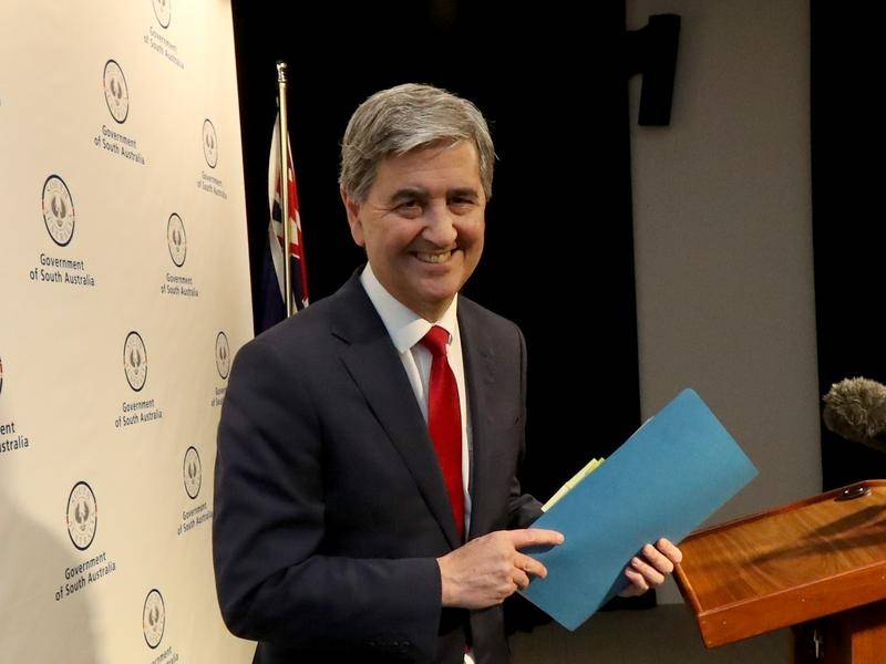 South Australian Treasurer Rob Lucas has big plans for infrastructure investment in the state.
