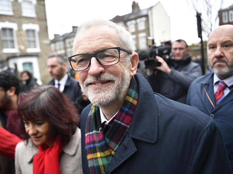UK Labour Party Leader Jeremy Corbyn will not lead the party at the next election.