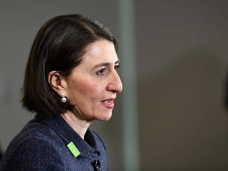 Gladys Berejiklian says people shouldn't let their guard down as the NSW virus toll reaches 50.